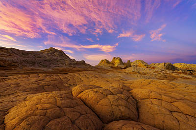 Photograph - Rock Cushions by Dustin  LeFevre