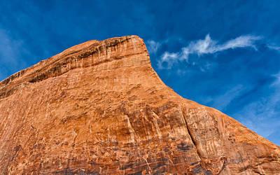 Photograph - Rock Fin by John M Bailey
