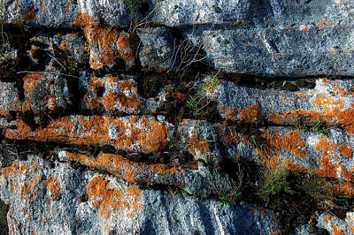 Photograph - Rock Formatiom V by Patrick Boening