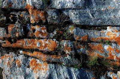 Photograph - Rock Formatiom V by Patrick Boening