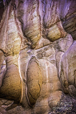 Photograph - Rock Formation 3 by David Waldrop