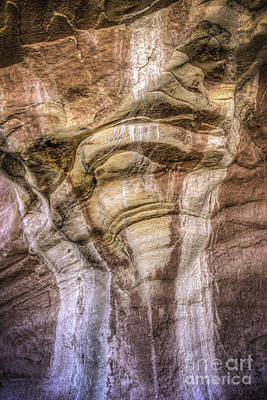Photograph - Rock Formation II by David Waldrop