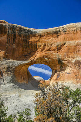 Desert Dome Photograph - Rock Formations by Patricia Hofmeester