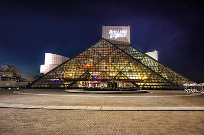 Rock Hall Art Print by Brent Durken