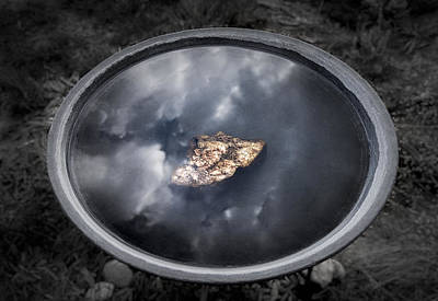 Photograph - Rock In The Sky by John Brink
