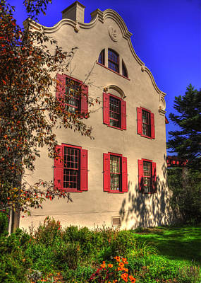 Jerry Sodorff Royalty-Free and Rights-Managed Images - Rock Ledge Ranch Grand House 8282 by Jerry Sodorff