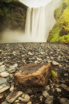 Photograph - Rock N' Fall by Greg Wyatt