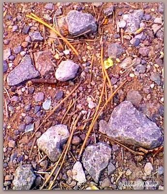 Photograph - Rock N' Hearts by Bobbee Rickard