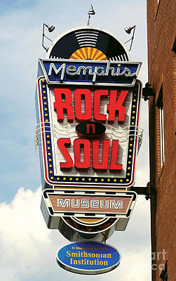 Mixed Media - Rock N Soul by Marvin Blaine
