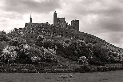 Rock Of Cashel Ireland Art Print