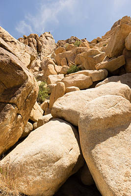 Photograph - Rock Pile by Mike Evangelist