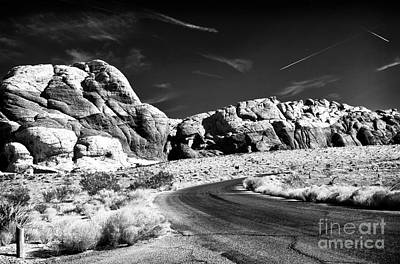 Photograph - Rock Road by John Rizzuto