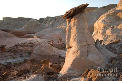 Photograph - Rock Sculpture by Kate Sumners