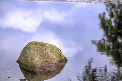 Photograph - Rock Steady - Zen by Jason Politte