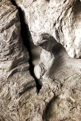 Photograph - Rock Texture by John Rizzuto