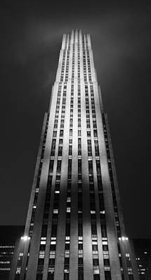 Photograph - Rockefeller Center 1b by Andrew Fare