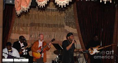 Photograph - Rockin At Boston's Beehive Night Club by John Telfer