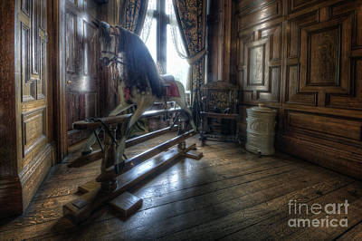 Photograph - Rocking Horse by Yhun Suarez