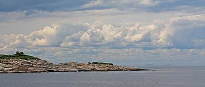 Photograph - Rockport Ma Halibut Point by Michael Saunders