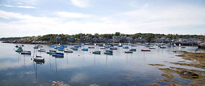 Photograph - Rockport Ma by Natalie Rotman Cote