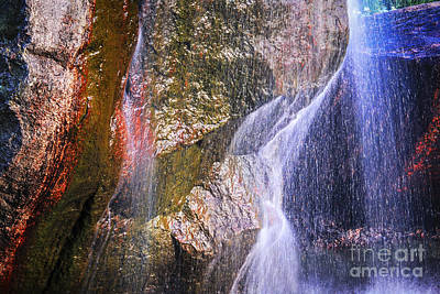Photograph - Rocks And Water by Elena Elisseeva