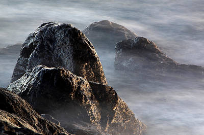 Photograph - Rocks In The Clouds by Jay Evers