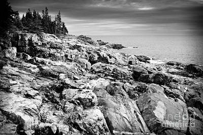 Photograph - Rocks Of Acaida by Alana Ranney