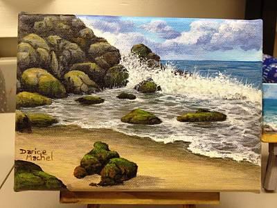 Painting - Rocks On Fleming by Darice Machel McGuire