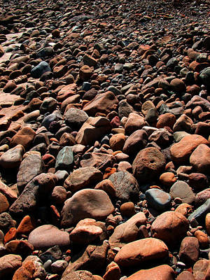 Photograph - Rocks by Randal Bruck