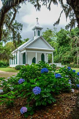 Rockville Photograph - Rockville Church by Wendy Mogul