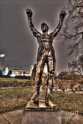 Rocky Balboa Photograph - Rocky Balboa by Mark Ayzenberg
