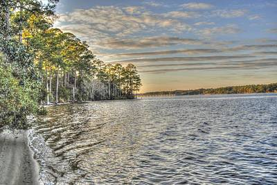 Photograph - Rocky Bayou 002 by Donald Williams