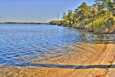 Photograph - Rocky Bayou 003 by Donald Williams