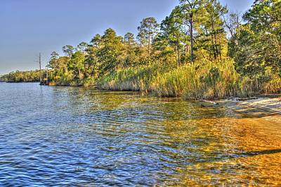 Photograph - Rocky Bayou 004 by Donald Williams