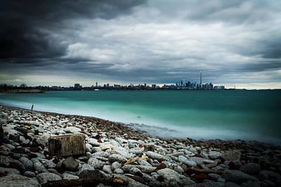Photograph - Rocky Beach by Milan Kalkan