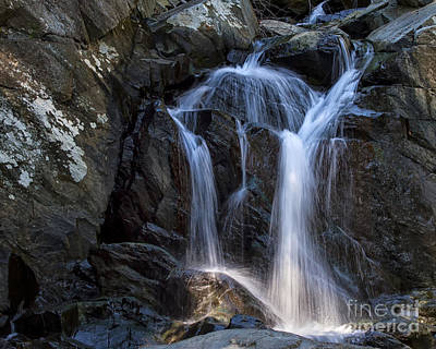 Photograph - Rocky Falls by Dale Nelson