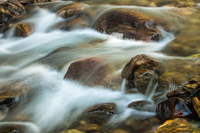 Photograph - Rocky Flow by Joan Herwig