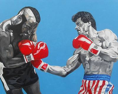Rocky IIi Aint So Bad Original by Patrick Killian