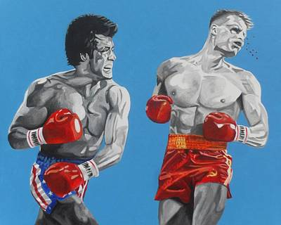 Rocky Iv Hes Cut Original by Patrick Killian
