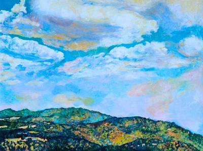 Painting - Rocky Knob by Kendall Kessler