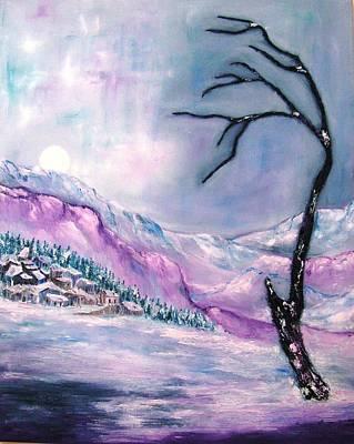 Rocky Mountain 2 Art Print