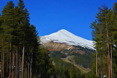 Wall Art - Photograph - Rocky Mountain Bliss by Jimi Bush