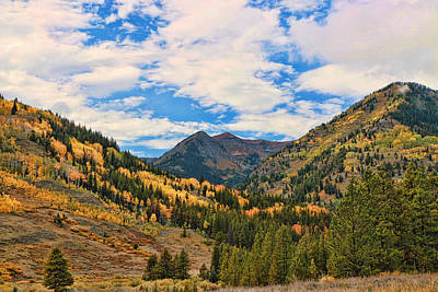 Photograph - Rocky Mountain High Colorado 2 by Allen Beatty