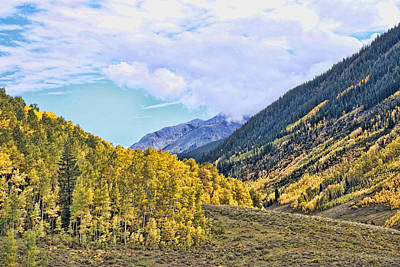 Photograph - Rocky Mountain High Colorado 3 by Allen Beatty