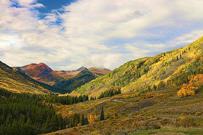 Photograph - Rocky Mountain High Colorado 4 by Allen Beatty