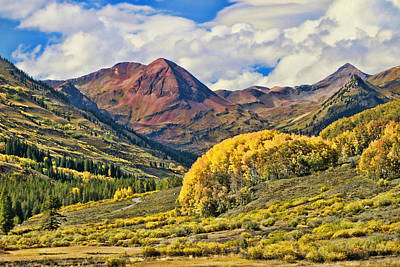 Photograph - Rocky Mountain High Colorado 8 by Allen Beatty