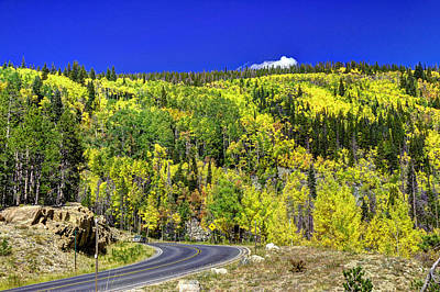 Photograph - Rocky Mountain National Park 3 by Allen Beatty