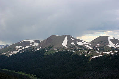 Photograph - Rocky Mountain National Park 3 by Mary Bedy