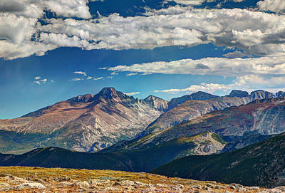 Photograph - Rocky Mountain National Park 4 by Allen Beatty