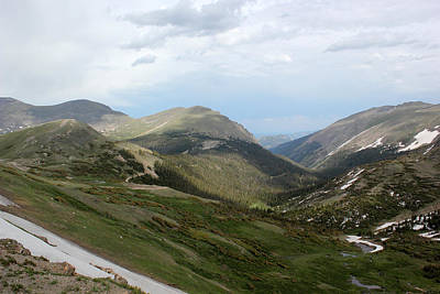 Photograph - Rocky Mountain National Park 5 by Mary Bedy